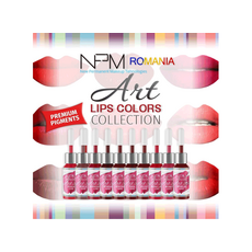 NPM ART ATHENA Pigment Buze Micropigmentare 12ml, image , 3 image