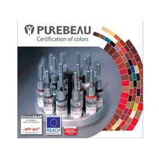 Purebeau AB MITTEL Pigment Sprancene Micropigmentare 10ml, image , 4 image