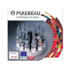 Purebeau BLOND Pigment Sprancene Micropigmentare 10ml, image , 4 image