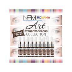 NPM ART GAUDI Pigment Sprancene Micropigmentare 12ml, image , 4 image