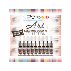 NPM ART JULIET Pigment Buze Micropigmentare 12ml, image , 4 image