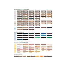 Purebeau ACCAPULCO Pigment Sprancene Micropigmentare 10ml, image , 7 image