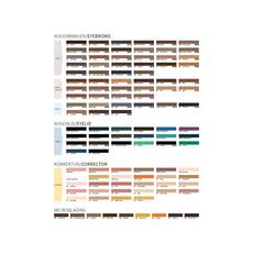 Purebeau BRAZILIAN BLACK Pigment Pleoape Micropigmentare 10ml, image , 7 image