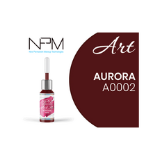 NPM ART AURORA Pigment Buze Micropigmentare 12ml, image