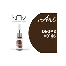 NPM ART DEGAS Pigment Sprancene Micropigmentare 12ml, image
