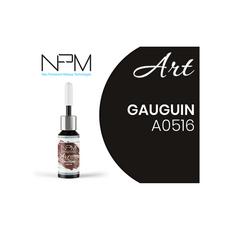 NPM ART GAUGUIN Pigment Sprancene Micropigmentare 12ml, image