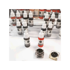 Biocutem BORDEAUX (SCARLET) Pigment Buze Micropigmentare 15ml, image , 4 image