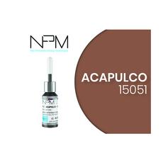 NPM ACAPULCO Pigment Sprancene Micropigmentare 12ml, image