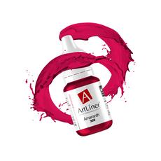 ArtLiner AMARANTH Pigment Buze Micropigmentare 10ml, image , 2 image