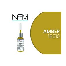 NPM AMBER Pigment Medical Micropigmentare 12ml, image