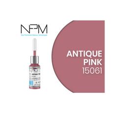 NPM ANTIQUE PINK Pigment Buze Micropigmentare 12ml, image