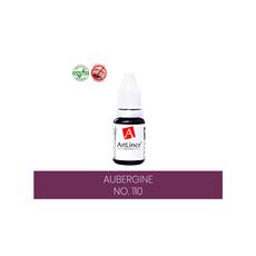 ArtLiner AUBERGINE Pigment Pleoape Micropigmentare 10ml, image