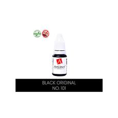 ArtLiner BLACK ORIGINAL Pigment Pleoape Micropigmentare 10ml, image