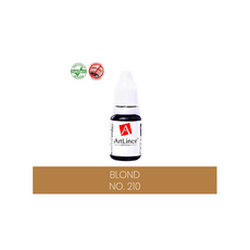 ArtLiner BLOND Pigment Sprancene Micropigmentare 10ml, image