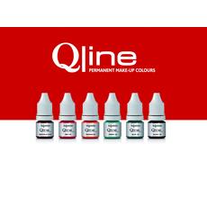Bioevolution BLACK 110EL Organic Pigment Pleoape Micropigmentare 5ml, image , 4 image