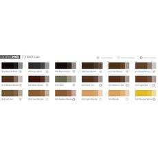 Doreme BLACK IS BLACK 2SHOT Pigment Pleoape Micropigmentare 15ml, image , 5 image