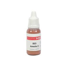 Doreme AREOLA 2 Pigment lichid Pigment Medical Micropigmentare 15ml, image