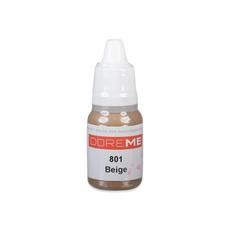 Doreme BEIGE Organic Pigment Sprancene Micropigmentare 15ml, image