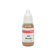 Doreme BLONDE Pigment lichid Sprancene Micropigmentare 15ml, image