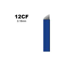 Biomaser 12CF 0.18mm Lama 12 Pini Microblading, image
