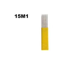 Biomaser 15M1 Lama 15 Pini Microblading, image