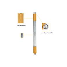 Dual Pen Stilou Microblading, image