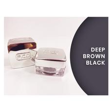 P.C.D DEEP BROWN BLACK Pigment Sprancene Microblading 15ml, image