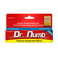 Anestezic Dr. Numb 30g, image , 2 image