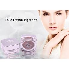 P.C.D DEEP BROWN BLACK Pigment Sprancene Microblading 15ml, image , 7 image