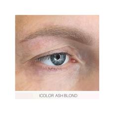 iColor ASH BLOND Pigment Sprancene Micropigmentare 10ml, image , 3 image