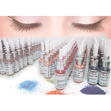 NPM ART GAUDI Pigment Sprancene Micropigmentare 12ml, image , 5 image