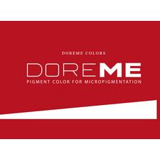 Doreme BLACK IS BLACK 2SHOT Pigment Pleoape Micropigmentare 15ml, image , 7 image
