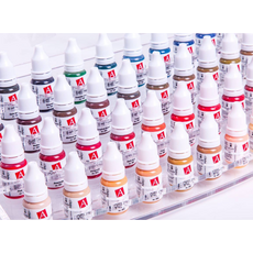 ArtLiner DARK ROSE Pigment Buze Micropigmentare 10ml, image , 5 image