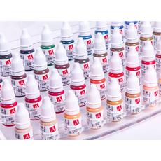 ArtLiner BURGUNDY Pigment Buze Micropigmentare 10ml, image , 5 image