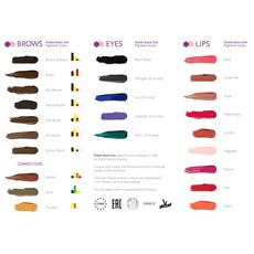iColor BLACK AND BROWN Pigment Sprancene Micropigmentare 10ml, image , 7 image
