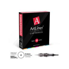 ArtLiner 3 Micro 0.18mm Cartus Micropigmentare, image