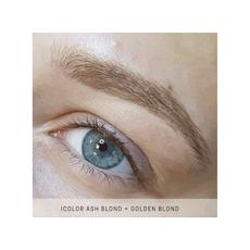 iColor ASH BLOND Pigment Sprancene Micropigmentare 10ml, image , 2 image