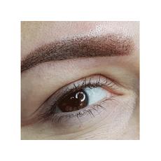 iColor BROWN Pigment Sprancene Micropigmentare 10ml, image , 2 image