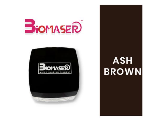 Biomaser ASH BROWN Pigment Sprancene, image