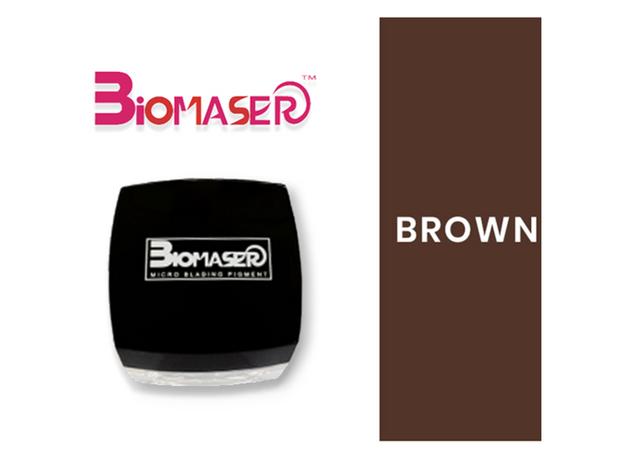 Biomaser BROWN Pigment Sprancene, image
