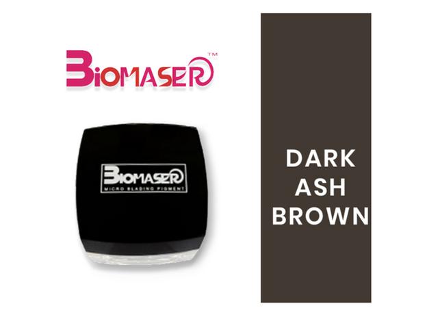 Biomaser DARK ASH BROWN Pigment Sprancene, image