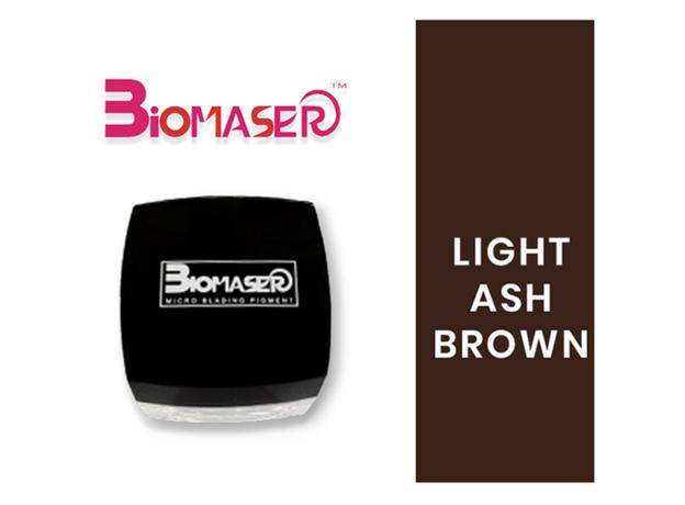 Biomaser LIGHT ASH BROWN Pigment Sprancene, image