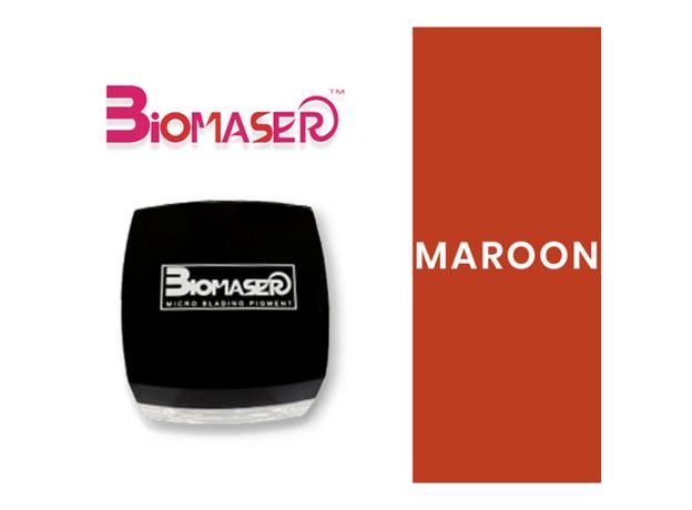 Biomaser MAROON Pigment Buze, image