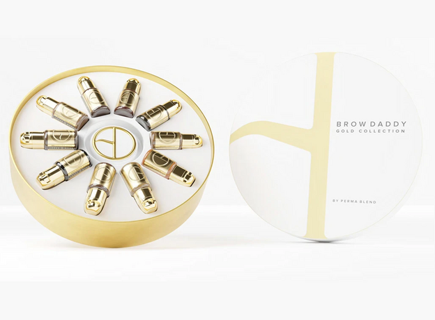 Brow Daddy Gold Collection Pigmenti, image , 3 image